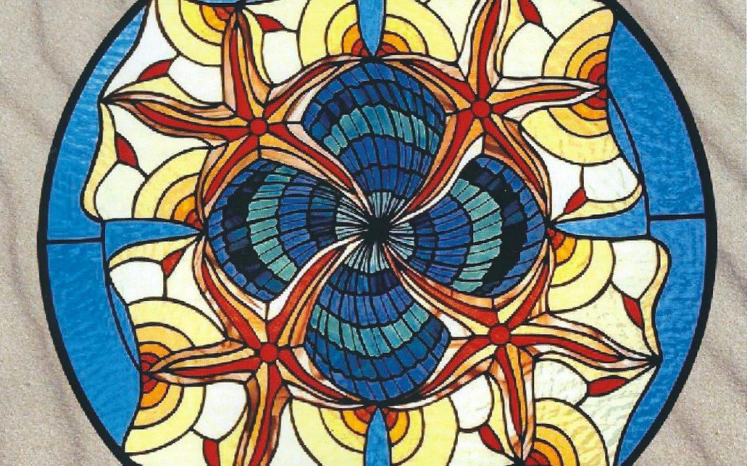 Escher in glas