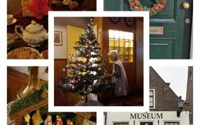 Kerstsfeer bij Museum Noordwijk