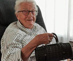 Schenking van een 110 jarige karbies